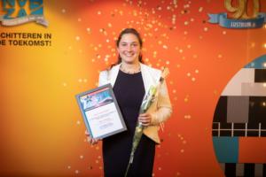NVZA: Prijs voor best abstract 2019 uitgereikt aan Iris Lafeber